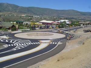 Roundabout Design, Reno, NV