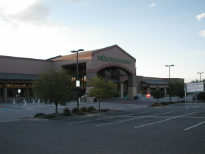 Whole Foods Shopping Center, CO