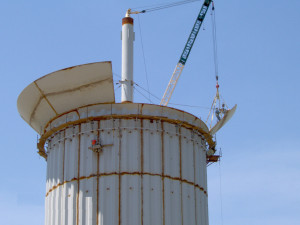 Water Tower Construction, Village of Volo, IL