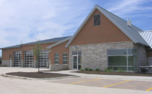 Hoffman Estates Fire Protection District-Station 24, Hoffman Estates, IL LEED Gold Certified Building