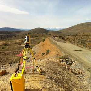 Overman Railroad Track Embankment Repairs, Gold Hill, NV