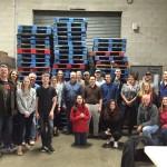 manhard consulting, northern illinois food bank, volunteers