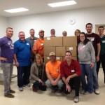 manhard consulting, volunteers, northern illinois food bank