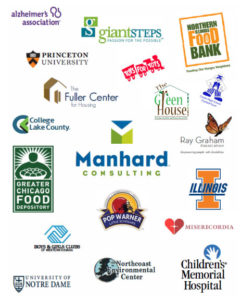 manhard consulting charitable giving