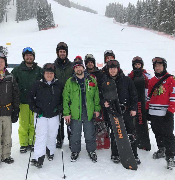 skiing CO