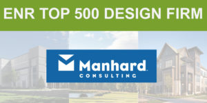 Manhard ENR top design firm