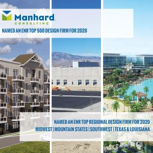 manhard enr top 500 engineering firm