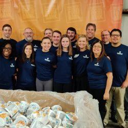 Manhard, Life at Manhard, IL Volunteer Food Bank