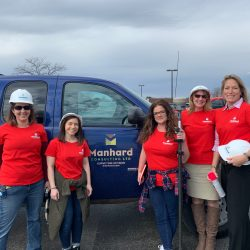 Manhard, Life at Manhard, Women in Construction, Lincolnshire