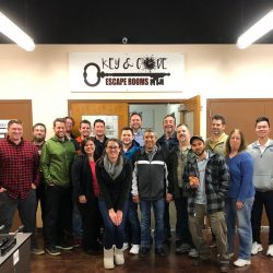 Escape Room, Reno, Life at Manhard